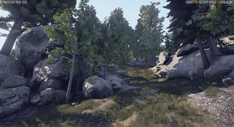 Unity Asset Store Lake Side Cabin – 10