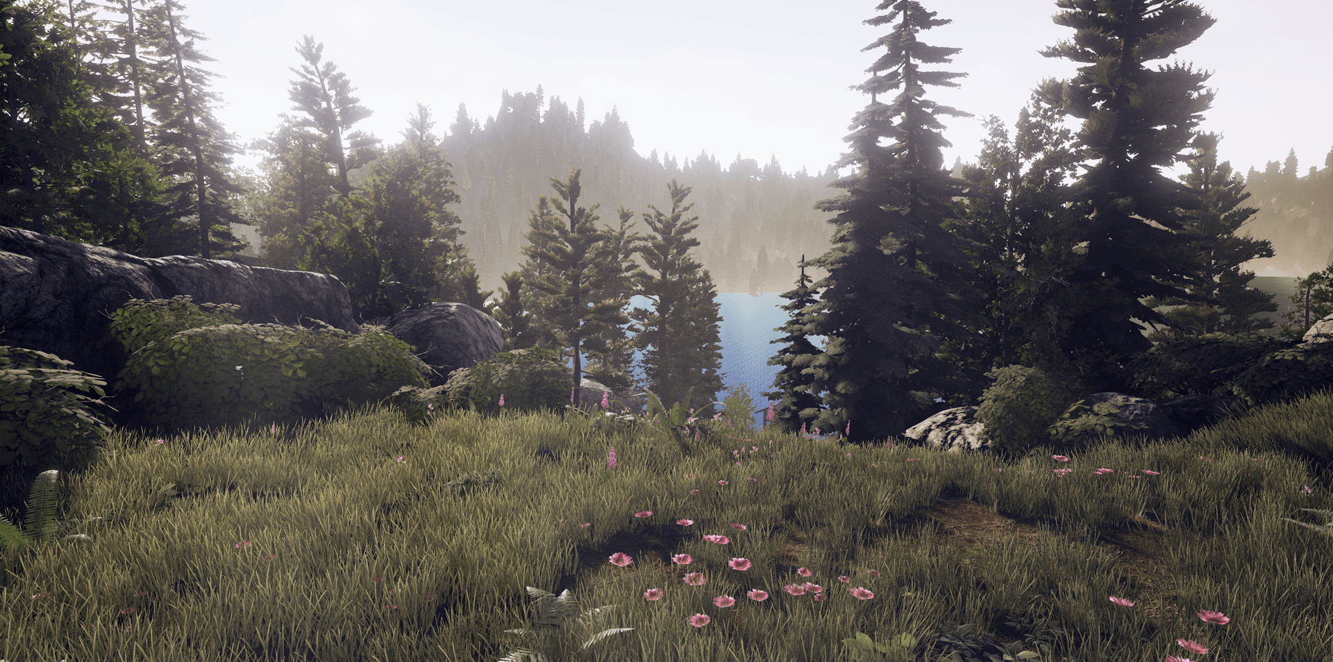 Lakeside Cabin 3D pack
