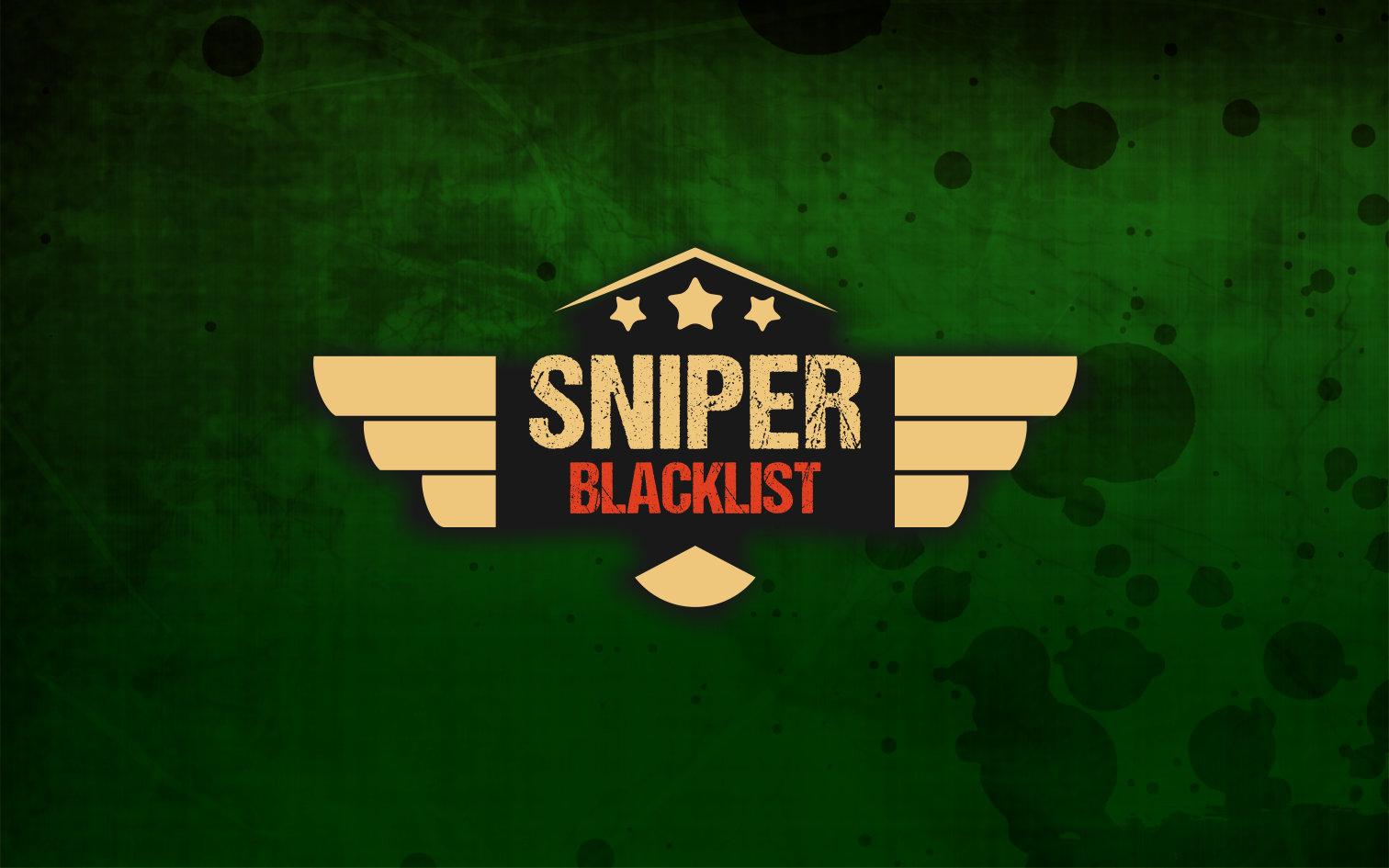 Sniper Blacklist Game – 3