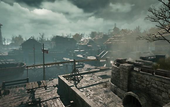 Medieval Docks