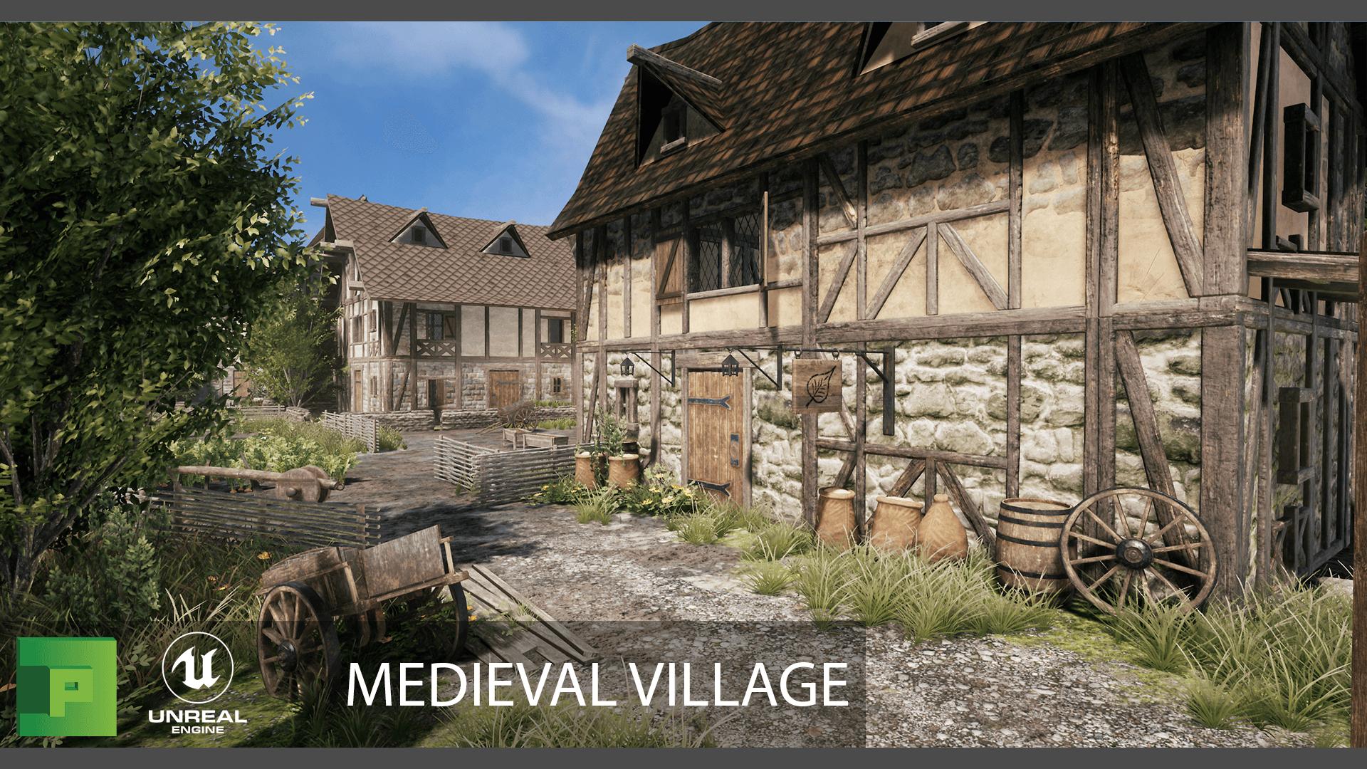 MedievalVillage_01