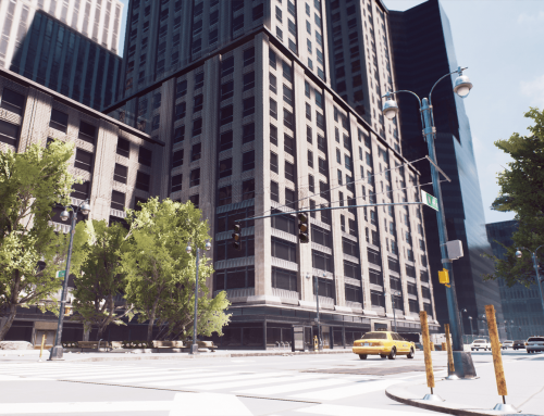 Downtown [Unreal & Unity Product]