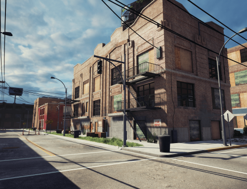 Industrial City [Unreal & Unity Product]