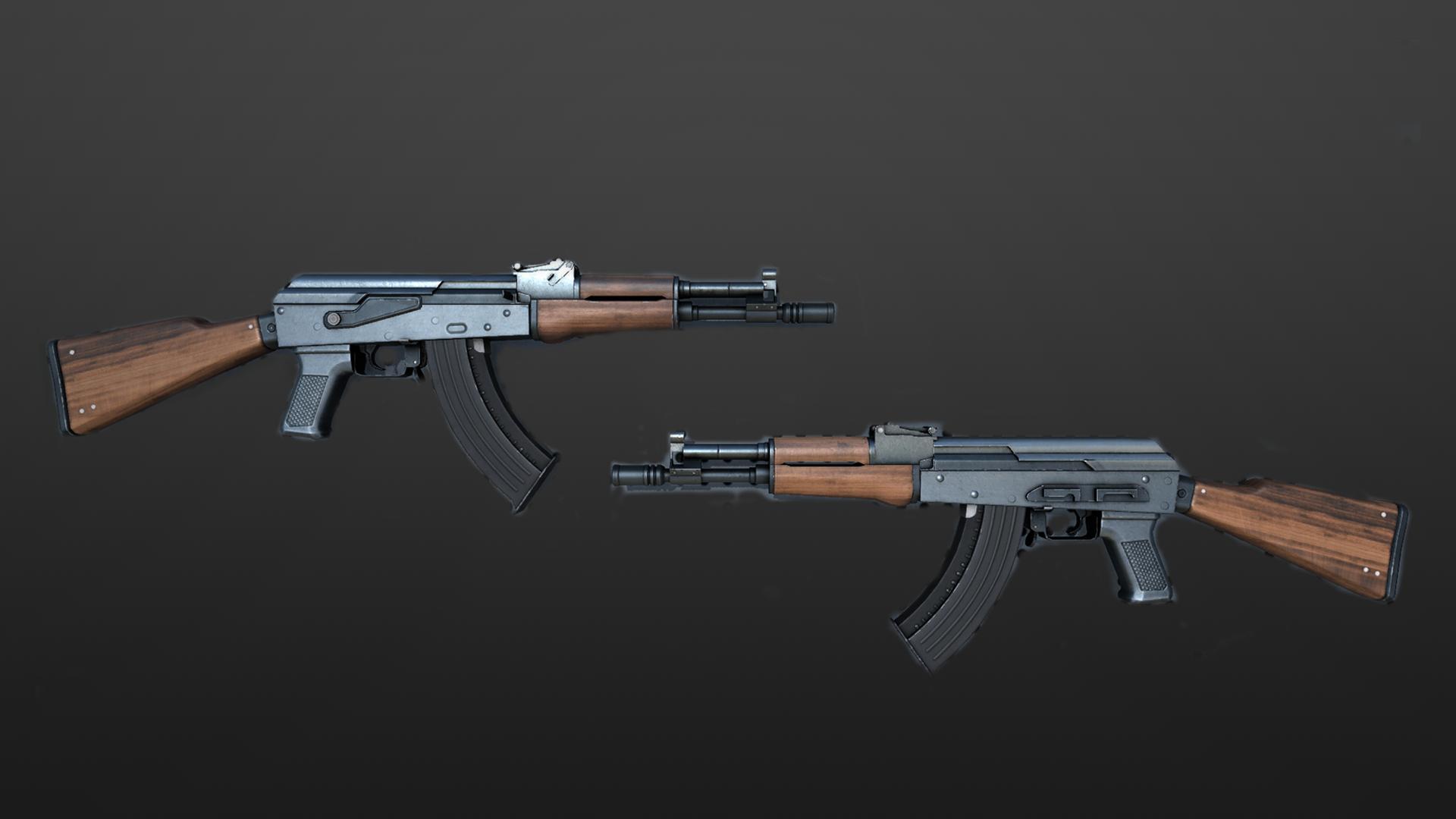 Guns AK